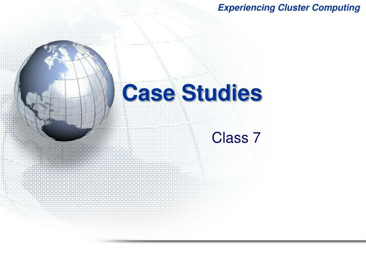 cluster 1 case study 3m or Case study example of a case those with cluster b personality disorders are normally dramatic this cluster includes antisocial personality disorder.