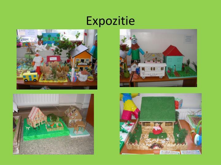 Expozitie