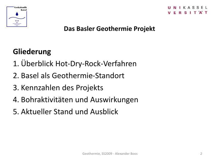 Das basler geothermie projekt1