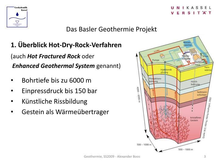 Das basler geothermie projekt2