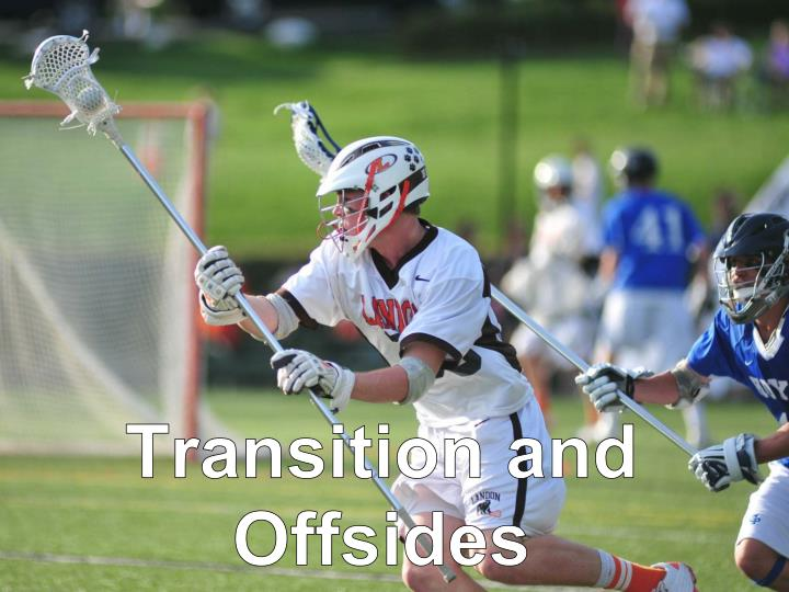 Transition and