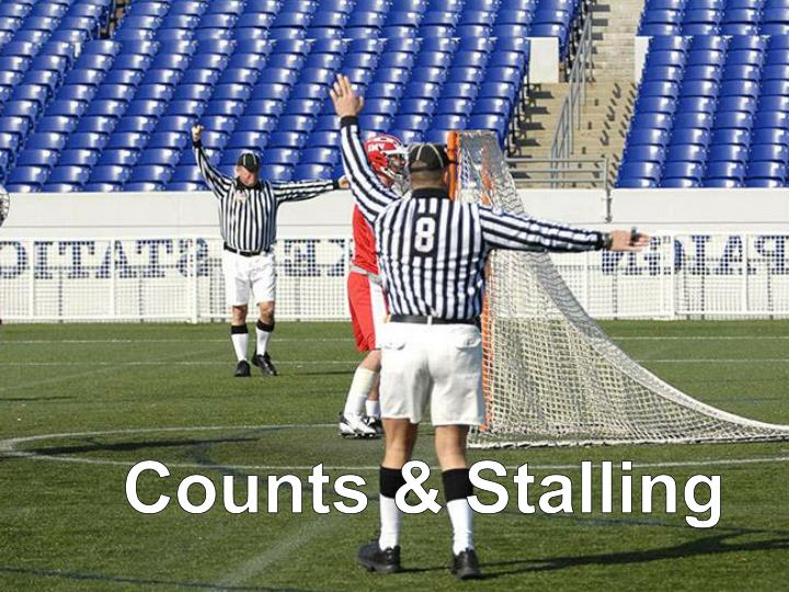 Counts & Stalling