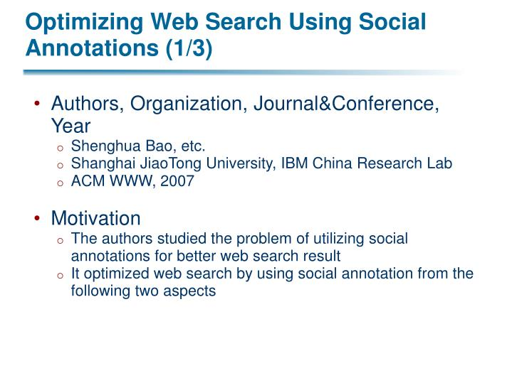 Authors, Organization, Journal&Conference, Year