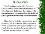 sustainability9