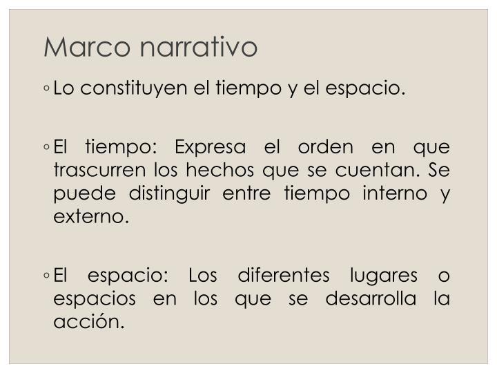 PPT - LA NARRACIÓN PowerPoint Presentation - ID:6047354