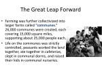 the great leap forward2