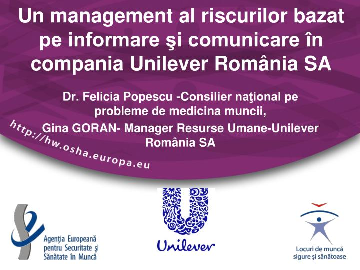 unilever csr Unilever is a business founded on a sense of purpose, and our unique heritage still shapes the way we do business today every u does good 'doing good' sits at the heart of many of our brands.