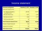 income statement1
