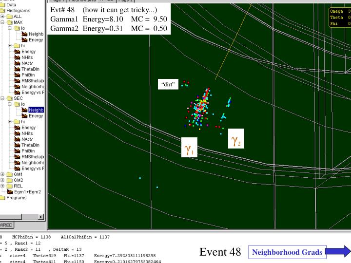 Evt# 48    (how it can get tricky...)