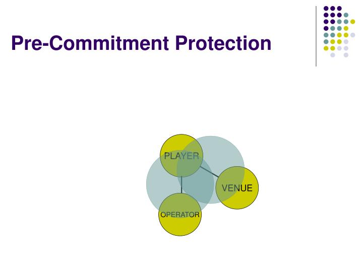 Pre-Commitment Protection