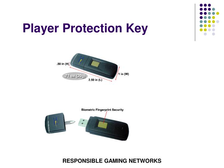 Player Protection Key