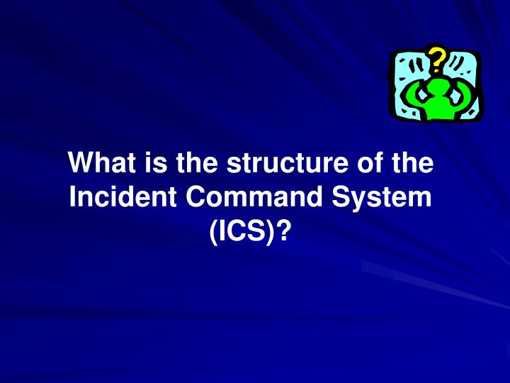What is the structure of the