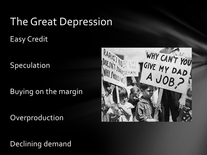 The great depression2