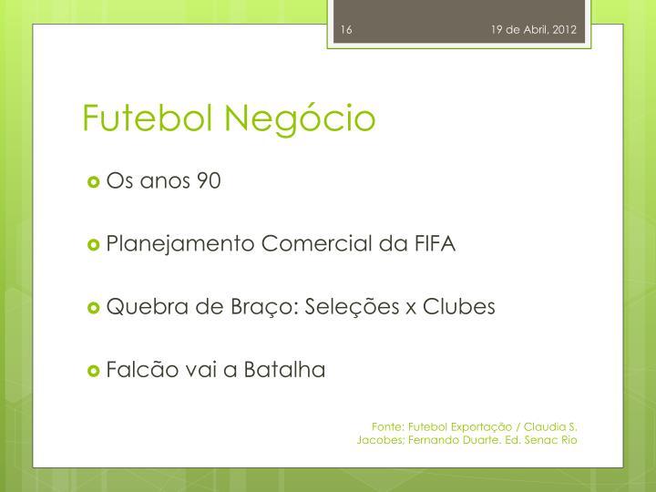 Futebol Negócio