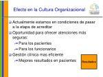 efecto en la cultura organizacional3