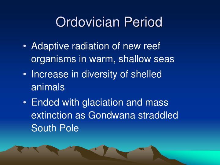 Ordovician Period