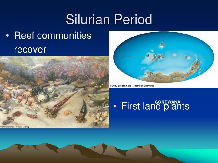 Silurian Period