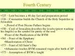 fourth century1