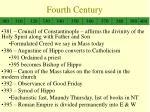 fourth century2