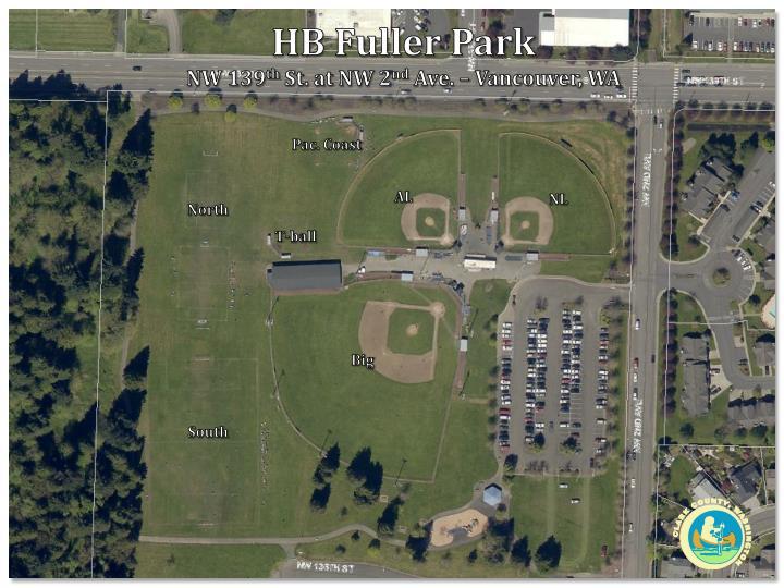 HB Fuller Park