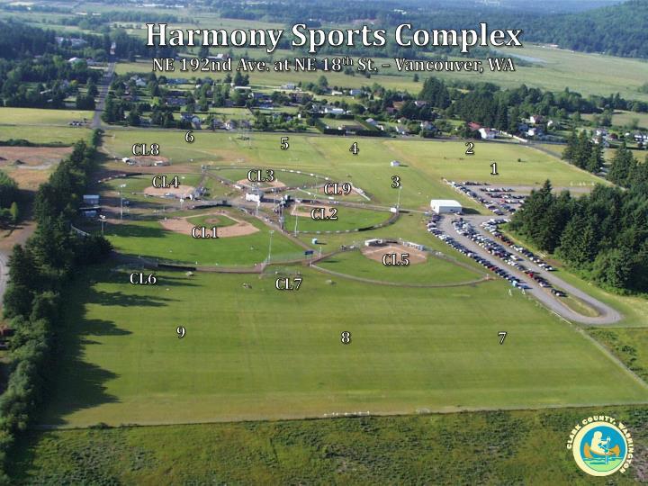 Harmony Sports Complex