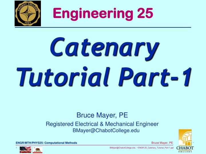 Engineering 25