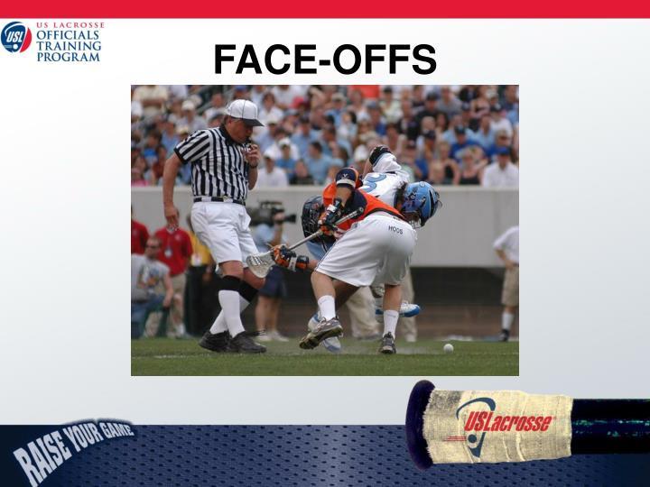 FACE-OFFS