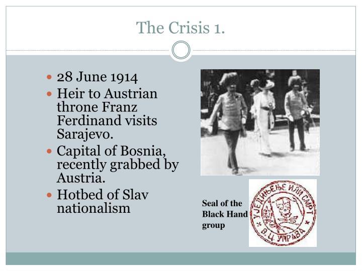 The Crisis 1.