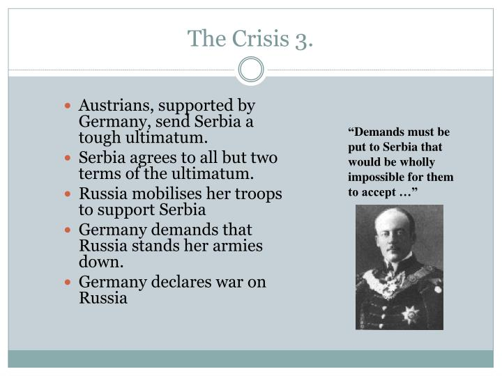 The Crisis 3.