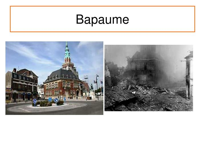 Bapaume