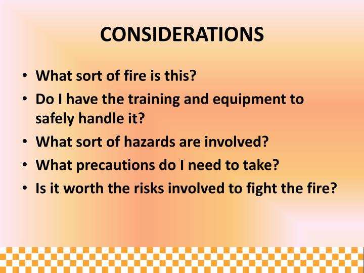 Firefighting foam training Powerpoint presentations