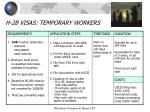 h 2b visas temporary workers