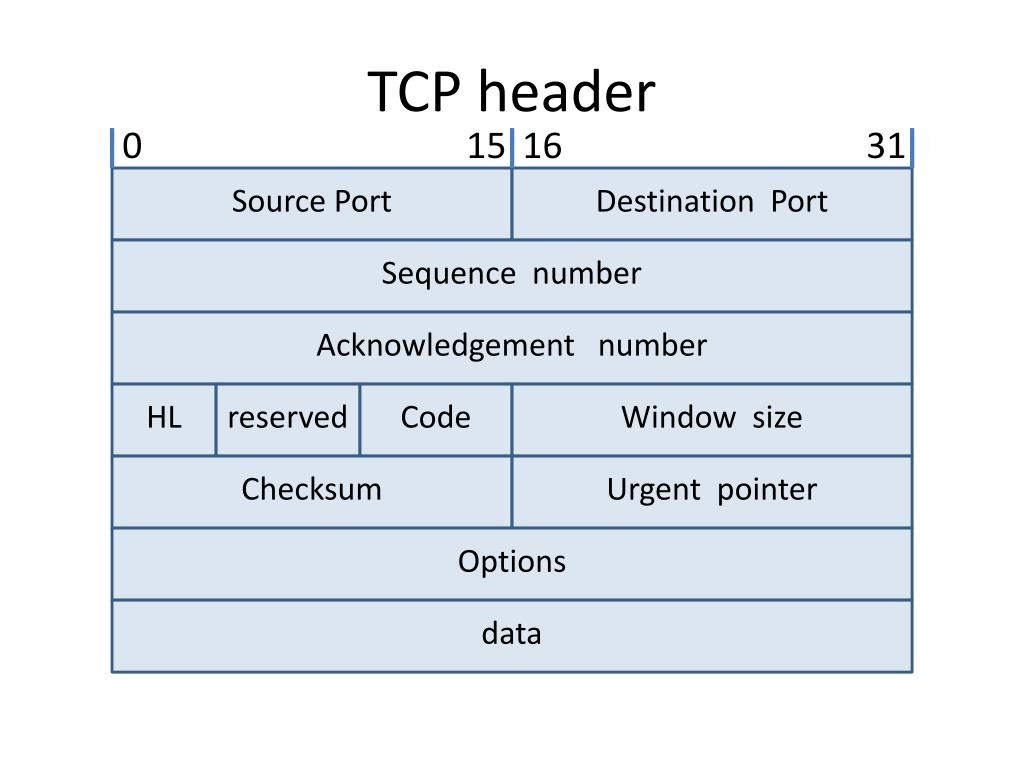 PPT - TCP Protocol PowerPoint Presentation - ID:6057264