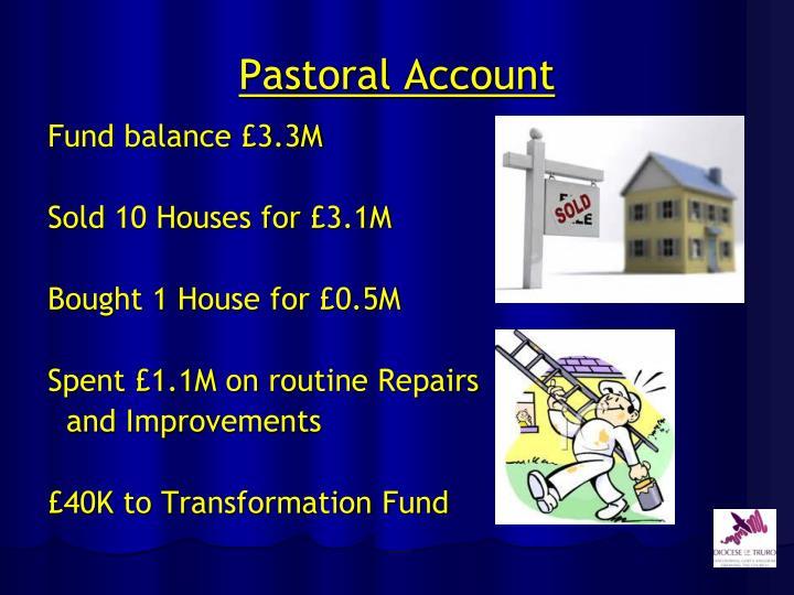 Pastoral Account