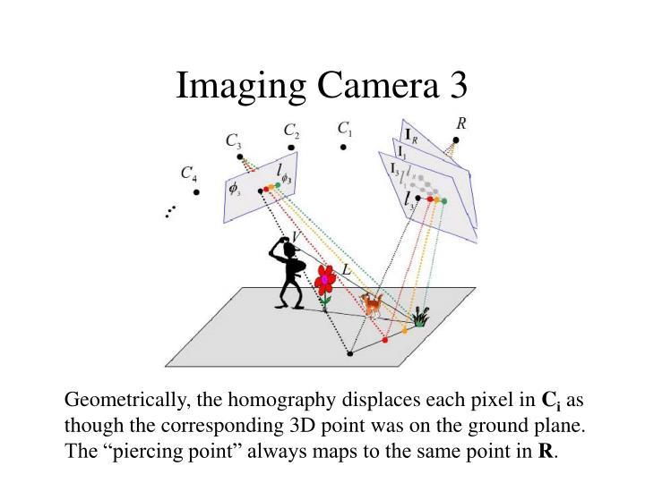 Imaging Camera 3