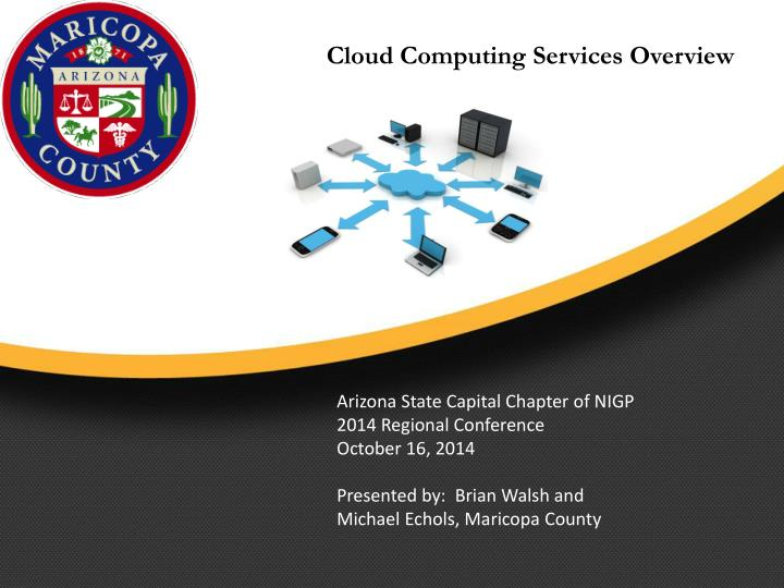 cloud computing services overview n.