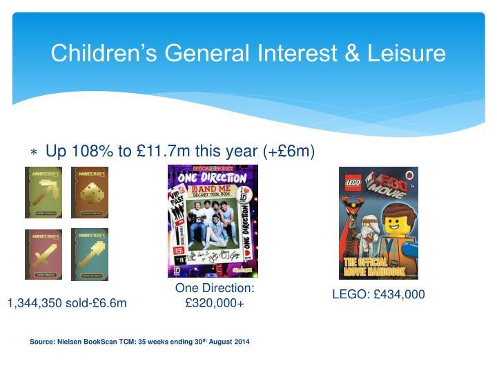 Children's General Interest & Leisure