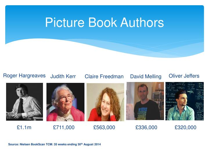 Picture Book Authors
