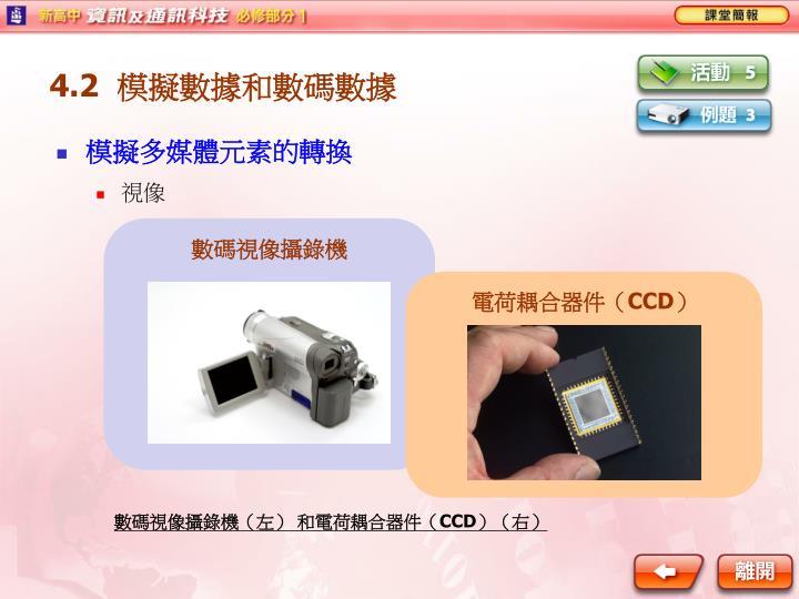 數碼視像攝錄機
