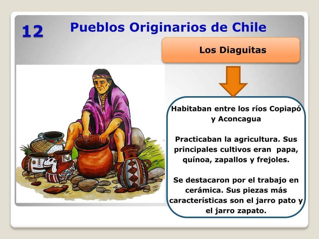 Ppt Pueblos Originarios De Chile Powerpoint Presentation