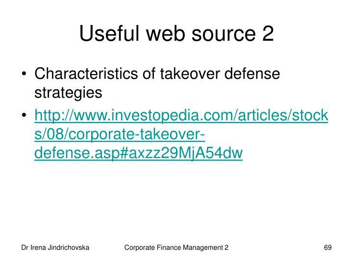 Useful web source 2