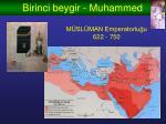birinci beygir muhammed