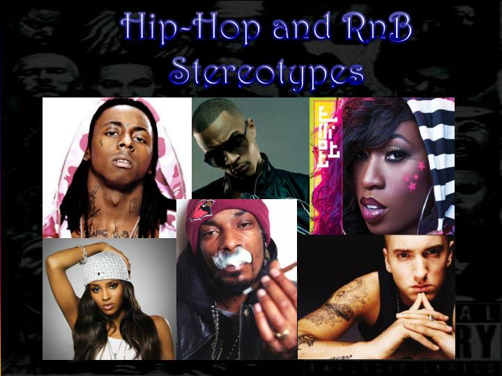 hip hop stereotypes