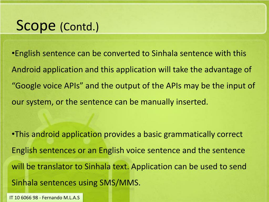Google Sinhala Voice Typing For Pc