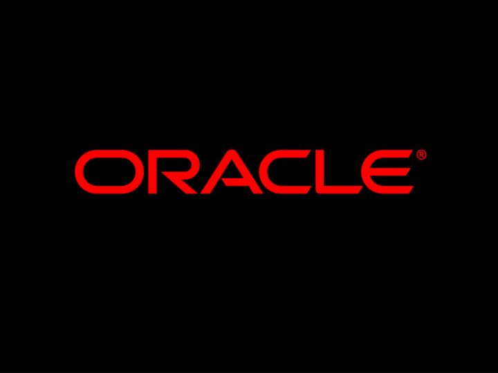 Name title oracle corporation