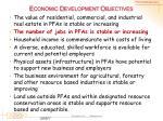 economic development objectives2