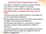economic development objectives3