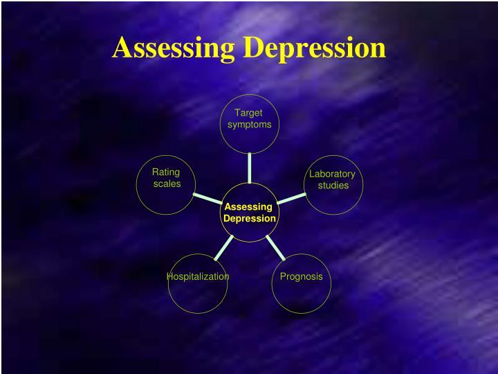 Assessing Depression