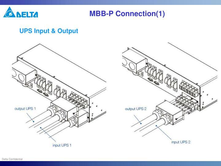 MBB-P Connection(1)