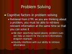 problem solving13